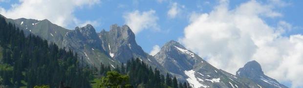 Je suis finalement partie en Haute-Savoie